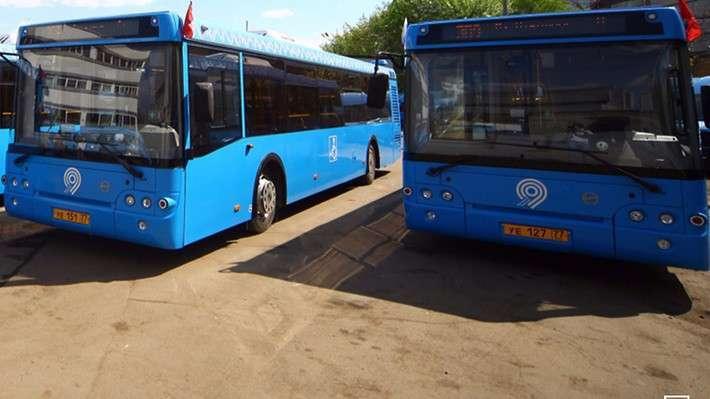 19. Мосгортранс получил первые 35 автобусов по контракту жизненного цикла Сделано у нас, политика, факты