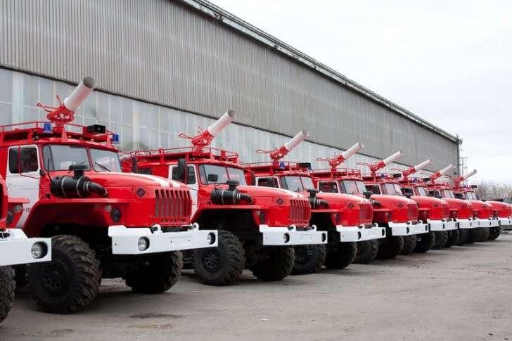 20. Волгоградская область получила 40 пожарных машин Сделано у нас, политика, факты