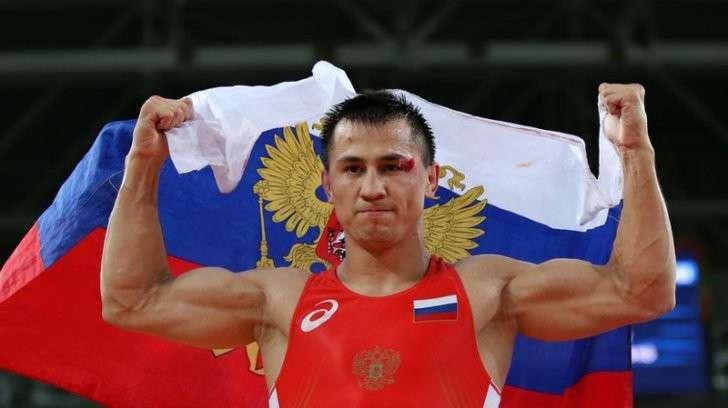 3. Борец Власов принес России 9-е золото Игр в Рио Сделано у нас, политика, факты