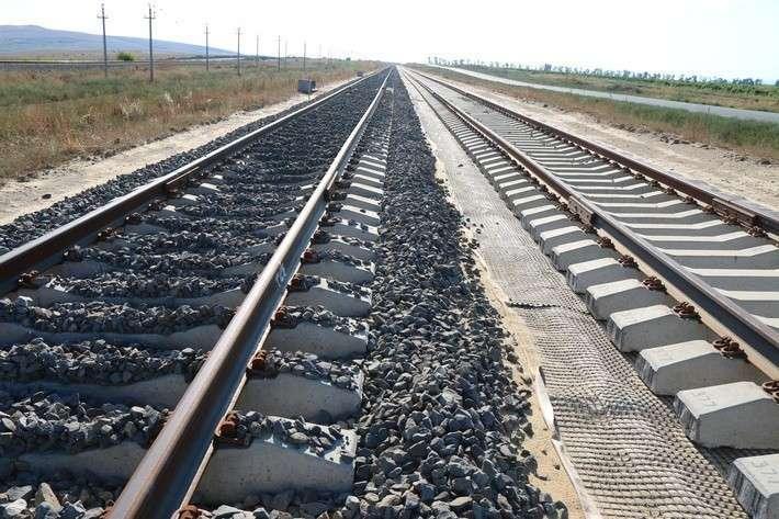 30. Железнодорожная ветка к Крымскому мосту  Сделано у нас, политика, факты