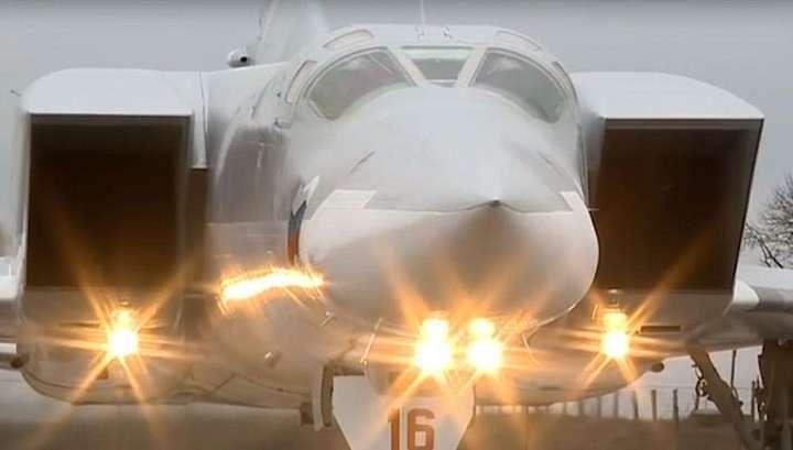 Российские Ту-22 размещены на иранской авиабазе Хамадан