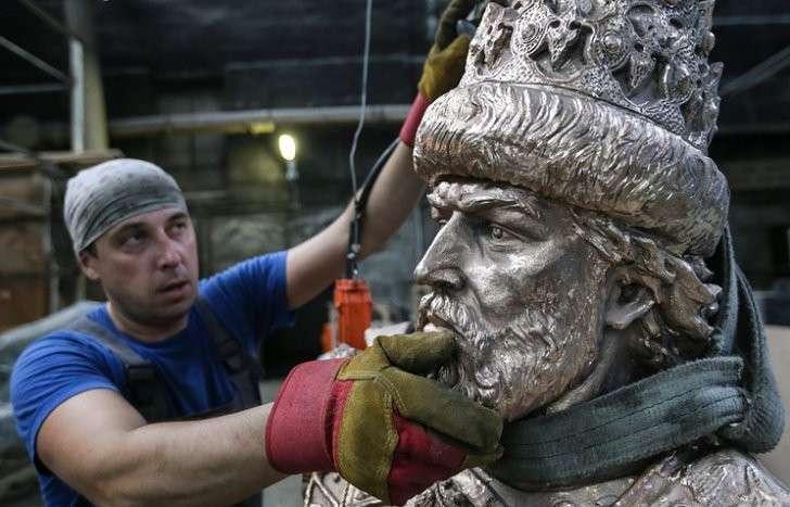 Большинство жителей Орла высказалось за установку памятника Ивану Грозному