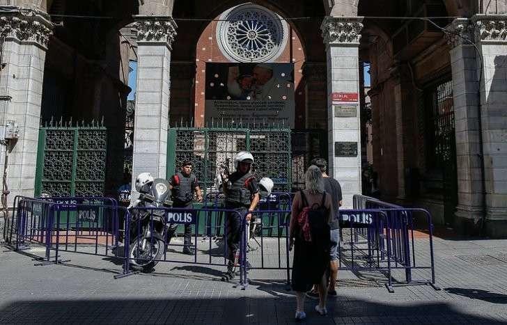 Турция направила вСША запрос наарест Фетхуллаха Гюлена