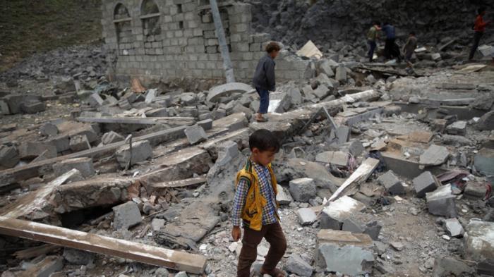 Удары западной коалиции по гражданским объектам в Йемене продолжатся из-за США