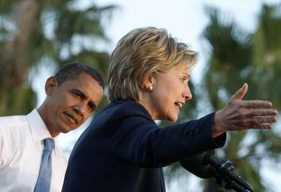 Эпический псак от Хиллари