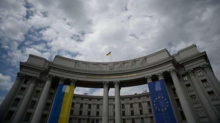 Украина передумала разрывать дипотношения с Россией