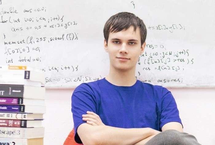 1. Выпускник российского вуза выиграл олимпиаду Google по программированию третий раз подряд Сделано у нас, политика, факты