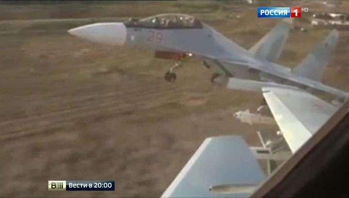Российские ВКС наносят удар по ИГИЛ с новой авиабазы в Иране
