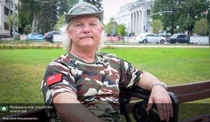 Рассел Бентли: В США я вернусь только на российском танке Т-72