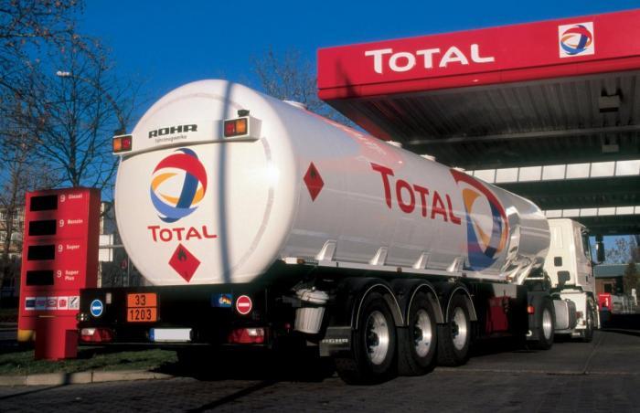 Total: «Нет причин оплачивать нефть долларами»