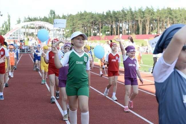 В Нововоронеже после масштабной реконструкции открыт городской стадион