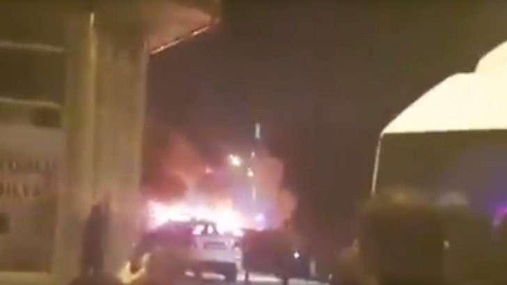Взрыв вТурции: трое погибших и более 50-ти раненых