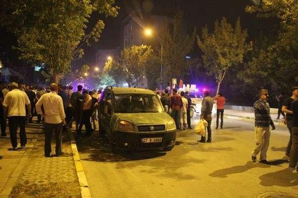 На востоке Турции произошёл взрыв у отделения полиции, пострадало более 40 человек