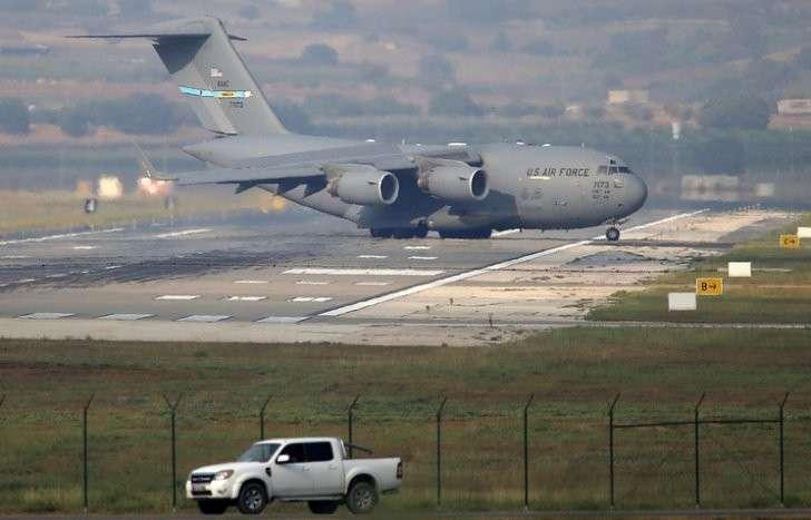 США перевозят своё ядерное оружие из Турции в Румынию