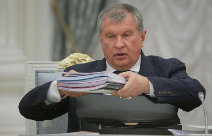Игорь Сечин подал иск к «Новой газете» из-за публикации о яхте за $160 млн