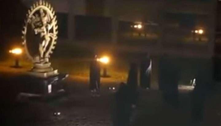 «Физики» из научного центра CERN провели сатанинский ритуал