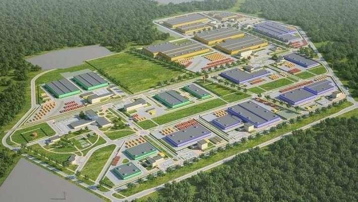 1. В пригороде Тюмени открыт первый индустриальный парк политика, сделай сам, факты