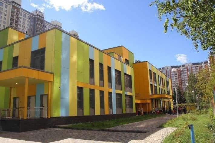 21. В Москве открыт новый детский сад на 300 мест  политика, сделай сам, факты
