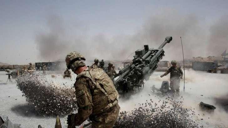 Присутствие США в Афганистане лишь усугубляет ситуацию в этой стране