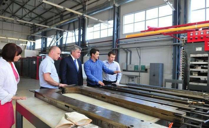 В Татарстане открыли первый в России завод хоккейного инвентаря