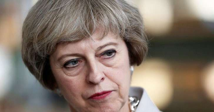 Новая английская железная леди займётся развитием паранойи: тотальной слежкой за англичанами