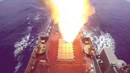 «Калибры» запущенные из Средиземного моря: нанесли смертельный удар по террористам в Сирии