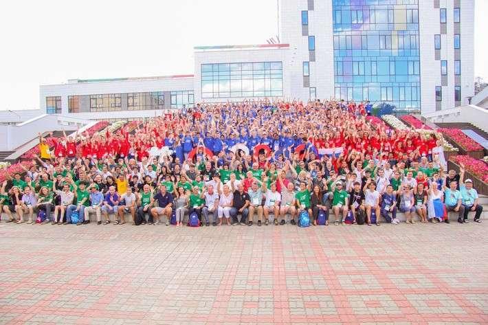 1. Сборная России стала второй на Международной олимпиаде по информатике в Казани Сделано у нас, политика, факты