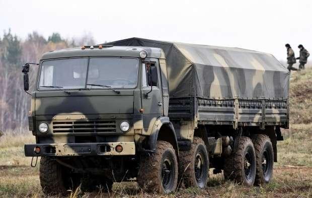 2. Вьетнамская армия получила партию грузовых автомобилей «КАМАЗ» Сделано у нас, политика, факты