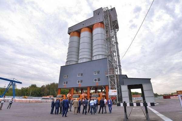 5. В Татарстане открылось собственное цементное производство Сделано у нас, политика, факты