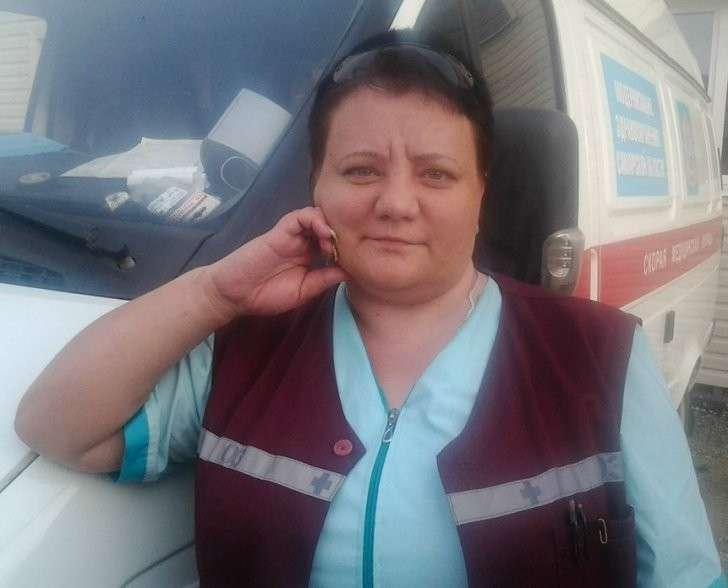 Фельдшер из Самарской области Лилия Чудаева дважды спасла ребенка, попавшего в ДТП