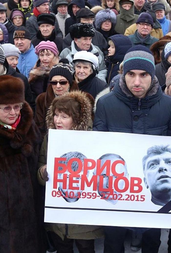 У чеченских полицейских-вымогателей нашли копию дела об убийстве Бориса Немцова