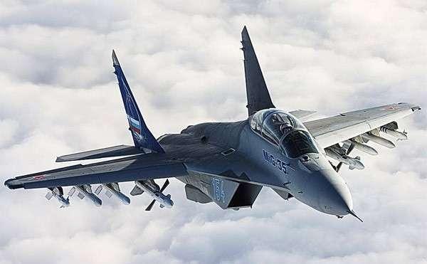 Сборка первых образцов истребителей МиГ-35 в Подмосковье для Минобороны РФ