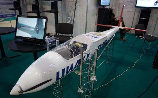 БПЛА «ЦИАМ-рекорд» первый раз поднялся в воздух