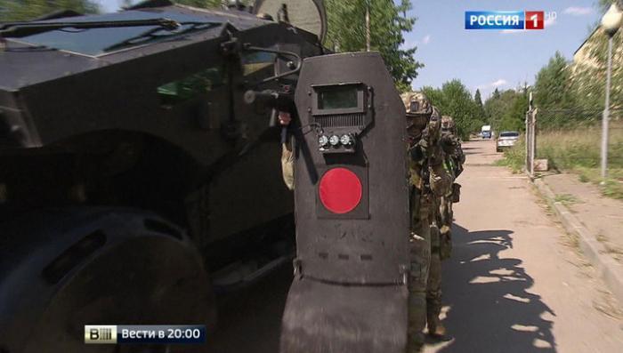 Подразделение спецназа «Вымпел» отмечает своё 35-летие