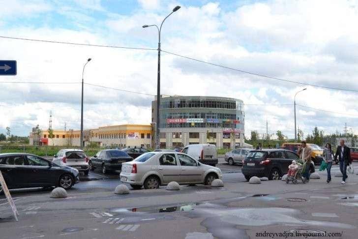 Новый городской район «Парнас» в Санкт-Петербурге
