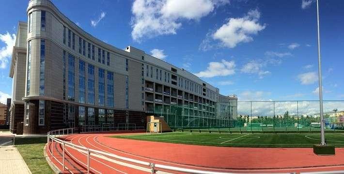 В Санкт-Петербурге открылся реконструированный стадион ОАО «Метрострой»