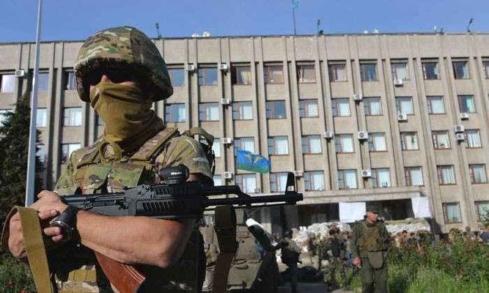 Американский фильтр. Аналитики из США советуют киевским властям загонять население Новороссии в лагеря