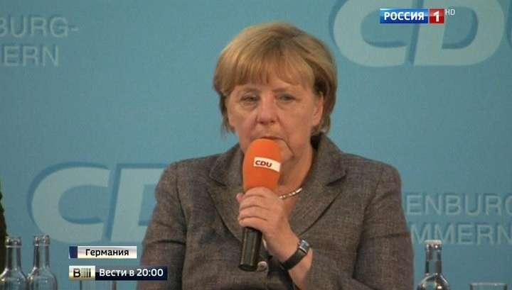 Немецкая разведка обманула Меркель. Получается, она - не главная в Германии