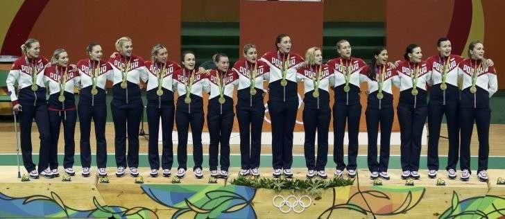 России выступила на Олимпиаде в Рио-2016 лучше, чем в Лондоне–2012