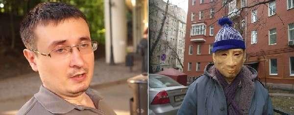 Россия в слезах: очередной «Великий русский пейсатель» сбежал на Украину