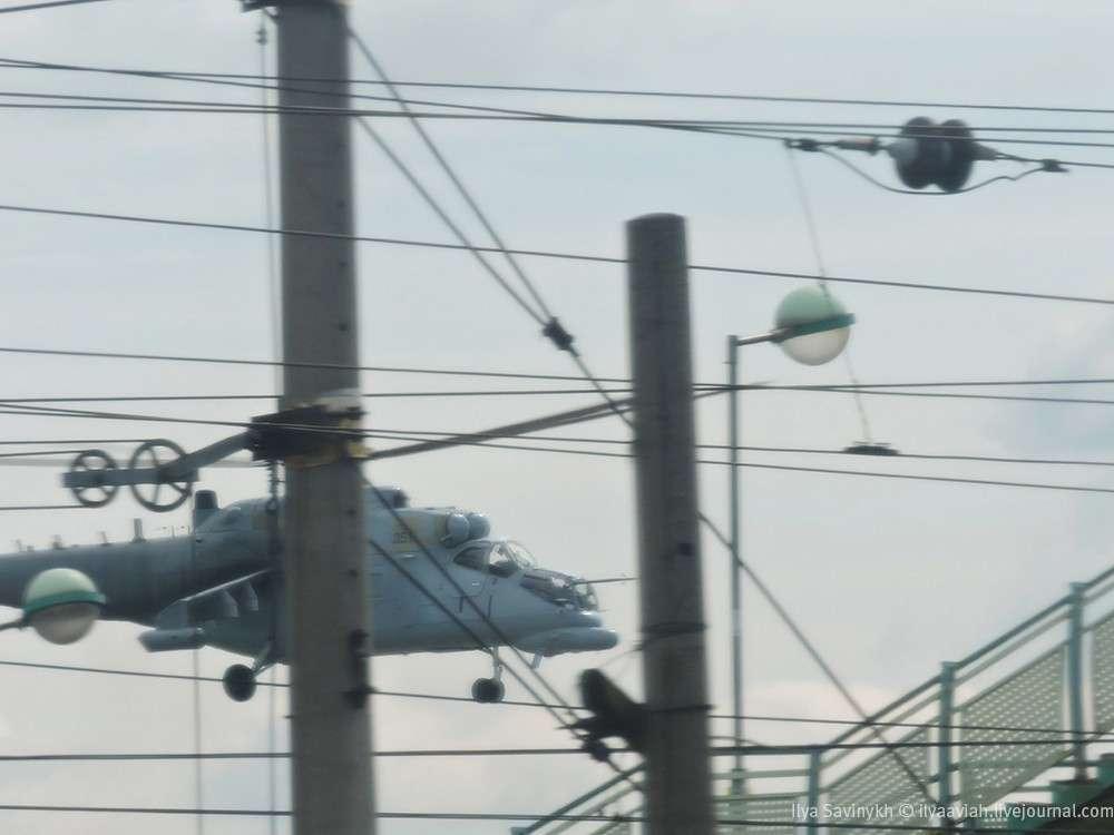 На МВЗ им. Миля идут испытания загадочного вертолёта Ми-35МС