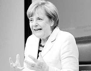 Меркель: Отношения с США могут быть подорваны из-за шпионажа