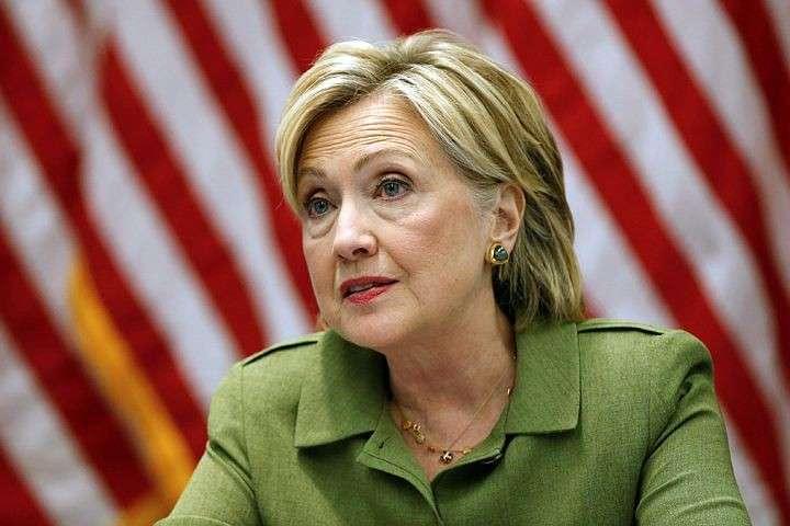 Хиллари Клинтон - оружейная повивальная бабка ИГИЛ