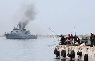 Украина намерена закрыть порты в Крыму для международного судоходства