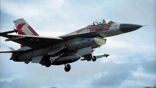 Израильские террористы атаковали позиции сирийских войск из-за перелёта одного снаряда