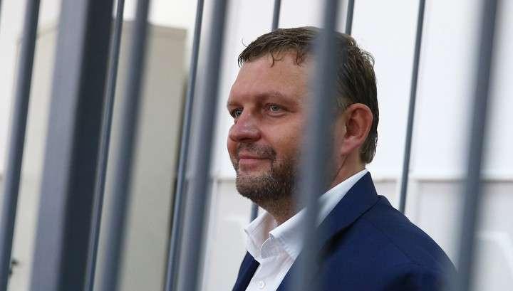 Взяточник Никита Белых не выйдет на свободу до конца декабря