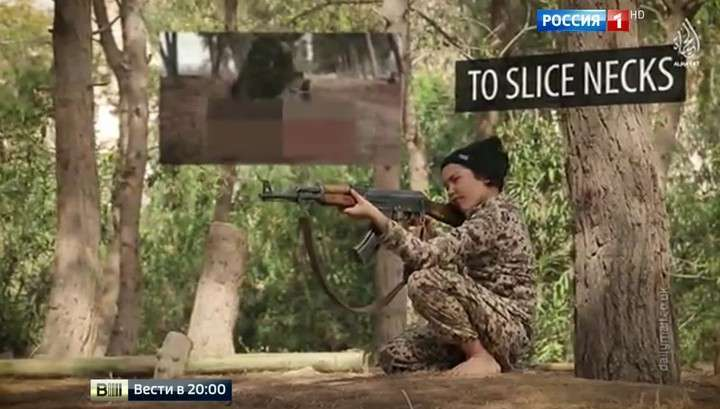 Террористы из «Исламского государства» вербуют в смертники детей