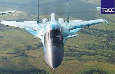 Су-34 по прозвищу