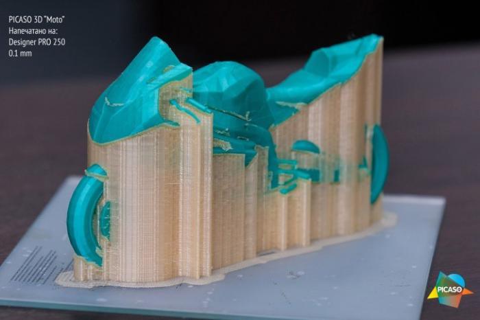 Зеленоградский разработчик 3D принтеров представил обновление линейки своих устройств