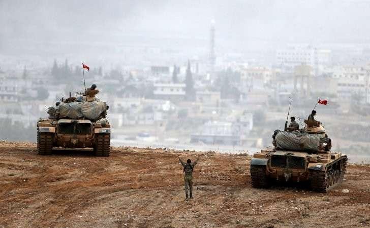Сюрприз от Эрдогана: Турция нанесла удары по террористам ИГ